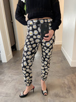 Boutique Moschino Flower Pants