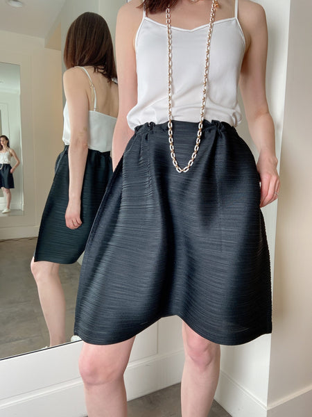 Pleats Please Skort