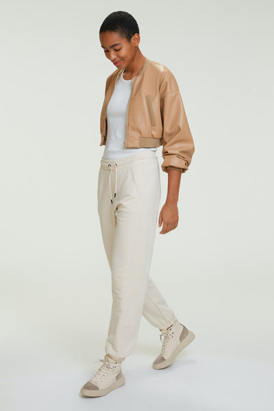 Dorothee Schumacher Stone Casual Coolness Pants