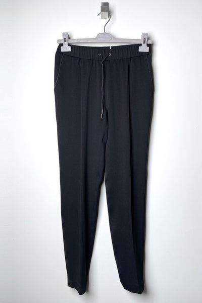 Fabiana Filippi Black Jogger Pants