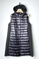 Herno Ultralight Black Puffer Vest