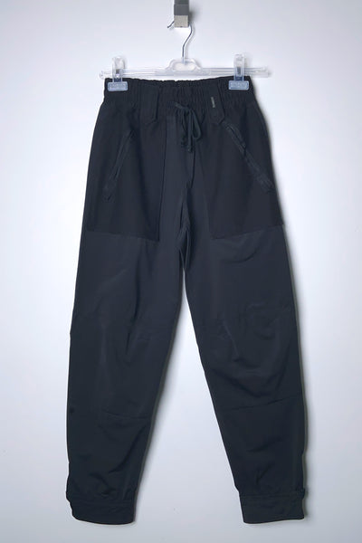 "HIGH Black ""Tracking"" Jogger Pants"