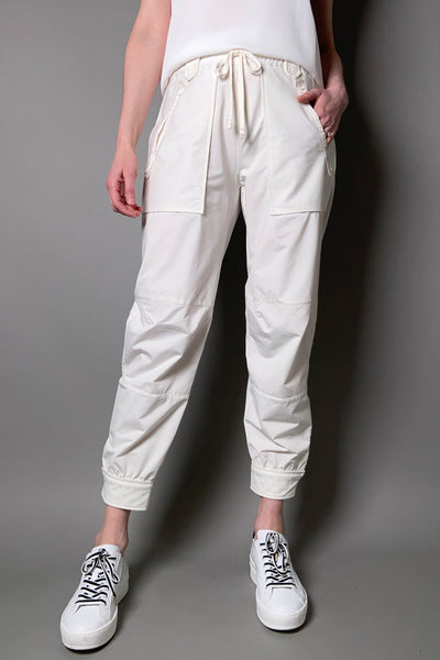 "HIGH Cream ""Tracking"" Jogger Pants"