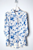HIGH Watercolour Floral Georgette Shirt
