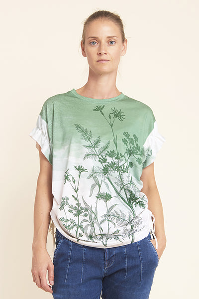 "HIGH ""Imagery"" Print T-Shirt"