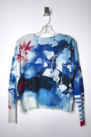 "HIGH ""Illustrative"" Print Pullover"