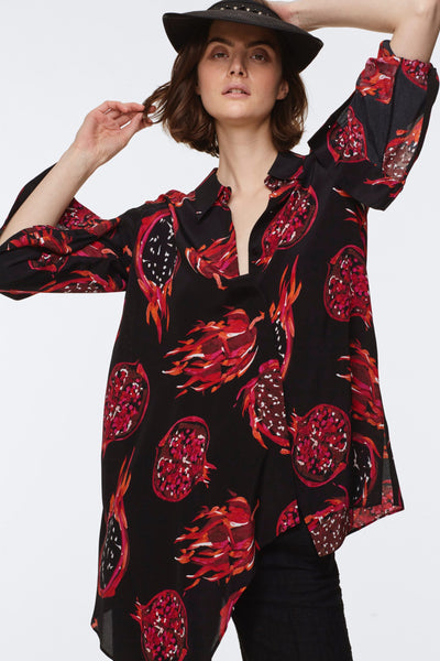 Dorothee Schumacher Dragon Fruit Blouse