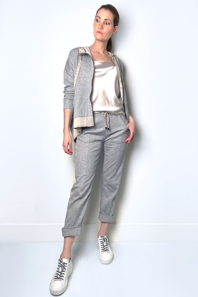 Tonet Grey Sweatpants