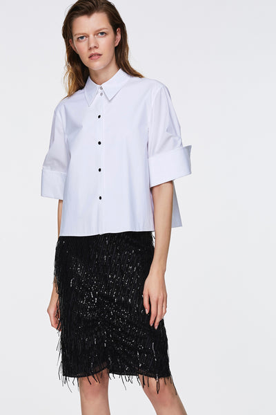 Dorothee Schumacher Poplin Power Blouse