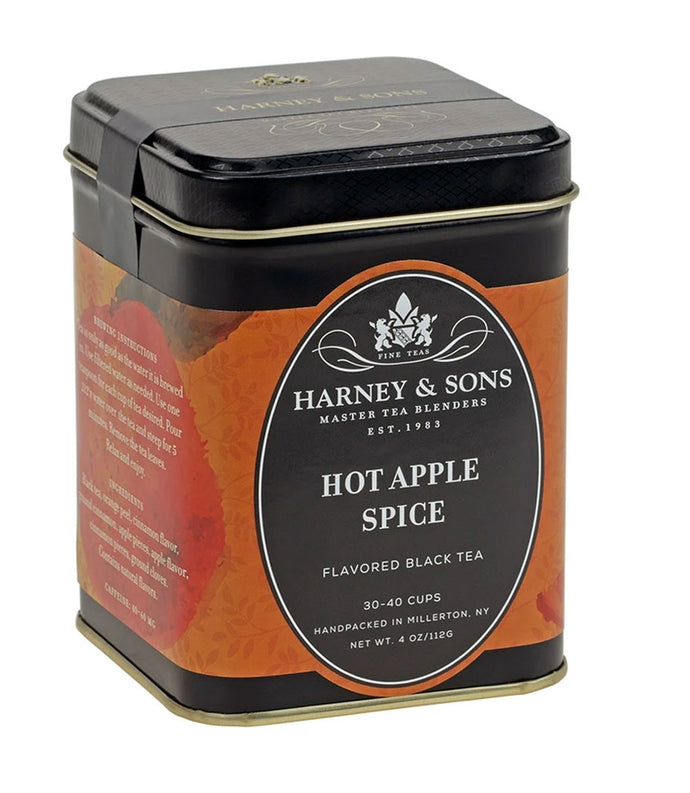 Hot Apple Spice 115 gm (Loose Leaf)