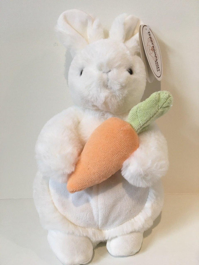 Milla with Carrot White 22cm