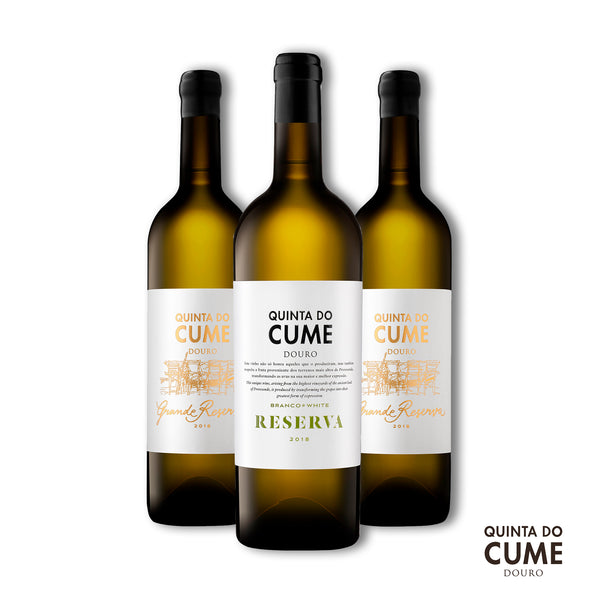 PACK 650m GOLD - Quinta do Cume - Comprar Vinho do Douro Online