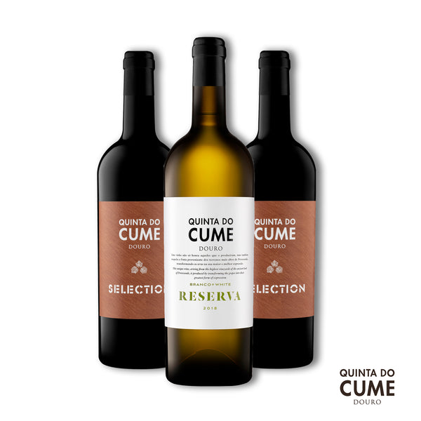 Pack Exuberante - Quinta do Cume