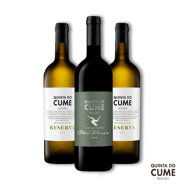 The Vibrant Pack - Quinta do Cume