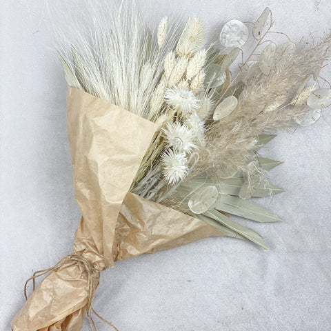 Wrapped Dried Bouquet