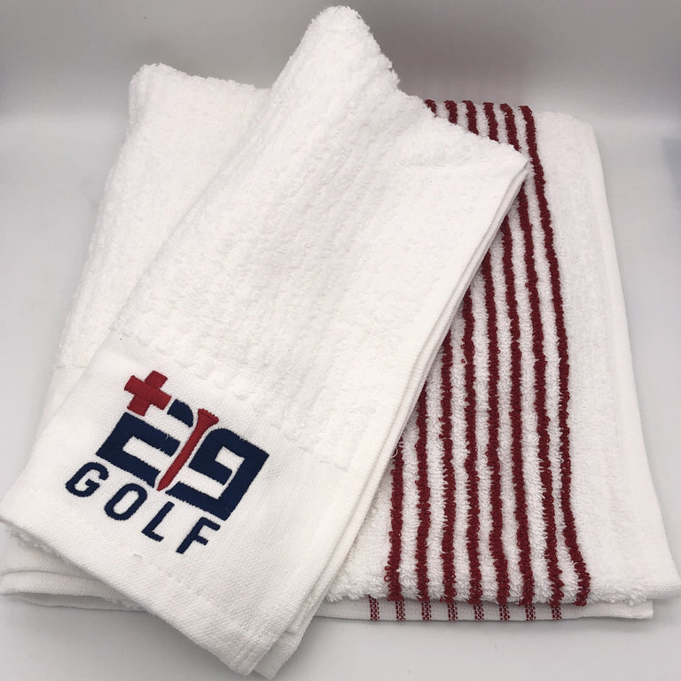 E9golf TOUR Towel