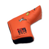 "E9golf Blade Putter Cover - ""Fore the Birds"""