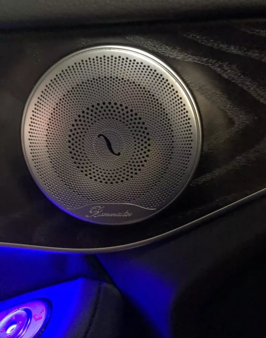 Speaker Cover Mercedes Benz C/E/GLC Class