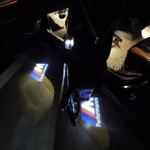Welcome Door Projector | BMW
