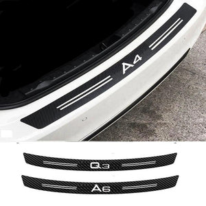 Trunk Bumper Sticker | Audi