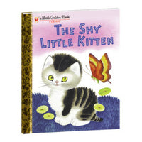 Hardcover - The Shy Little Kitten