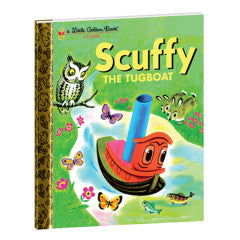 Hardcover - Scuffy the Tugboat