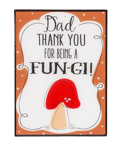 Mini Desk Plaque - DAD