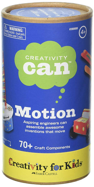 Creativity Can - MOTION