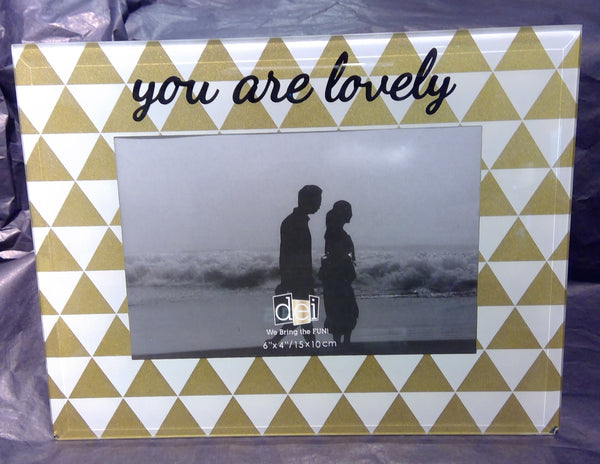 YOU ARE LOVELY Frame (CLEARANCE)