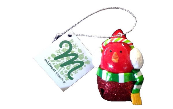Mini-bell Ornament - Bird