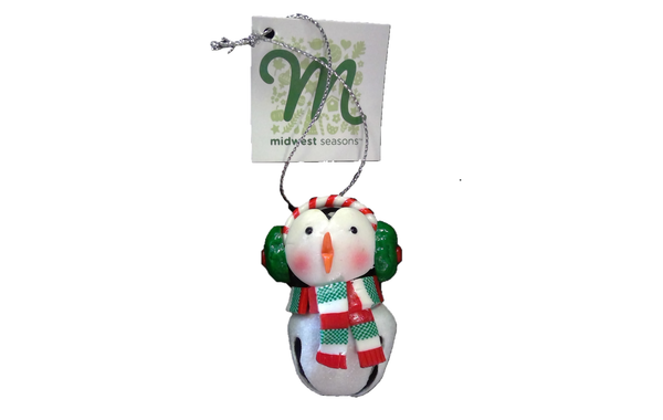 Mini-bell Ornament - Penguin