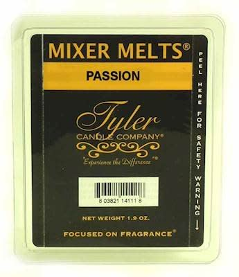 Mixer Melts RED PASSION