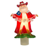 HOWDY Cowboy Night Light