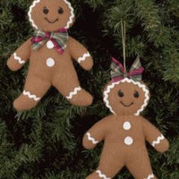 Gingerbread Tree Hanger