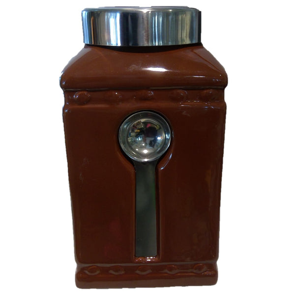 Coffee Canister and Scoop (CLEARANCE)