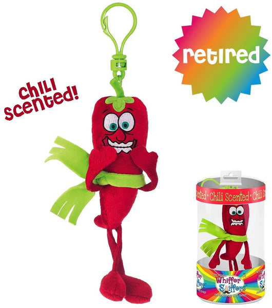 Whiffer Sniffer Backpack Clip - CHILLY PEPPER