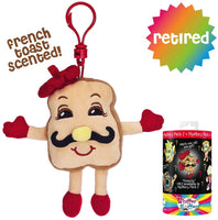 Whiffer Sniffer Backpack Clip - Mystery Pk (French Toast)