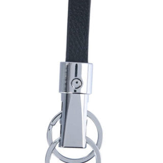 3888A Leather Fob (Black)