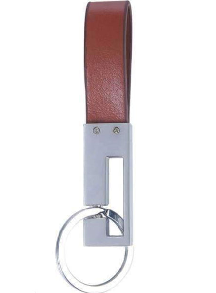 3888D Leather Fob (Brown)