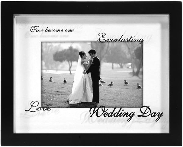 Wedding Reflections Frame