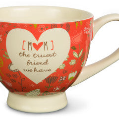 MOM - 17oz Ceramic Cup