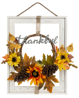 Wall Plaque - THANKFUL
