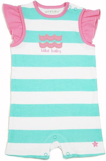 Lake Baby Girl Romper (6-12m)