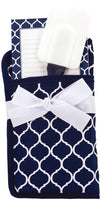 Navy Potholder Gift Set