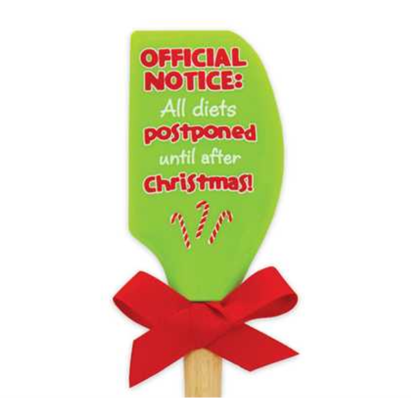 Christmas Spatula OFFICIAL NOTICE
