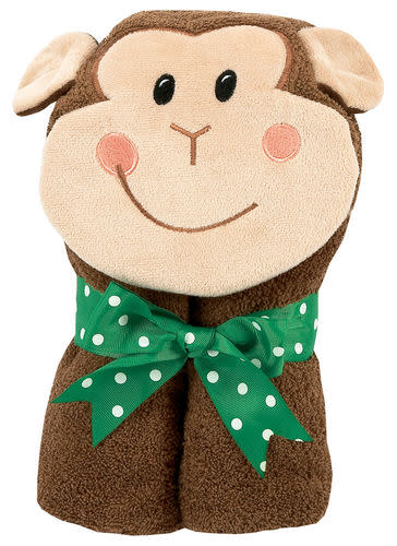 Monkey Tubby Mini Towel