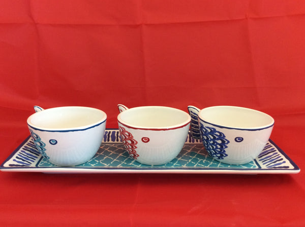San Marino 4-pc Serving Set