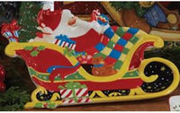A Night Before Christmas Candy Plate