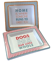 Rectangle Dog Dish - G! Dog