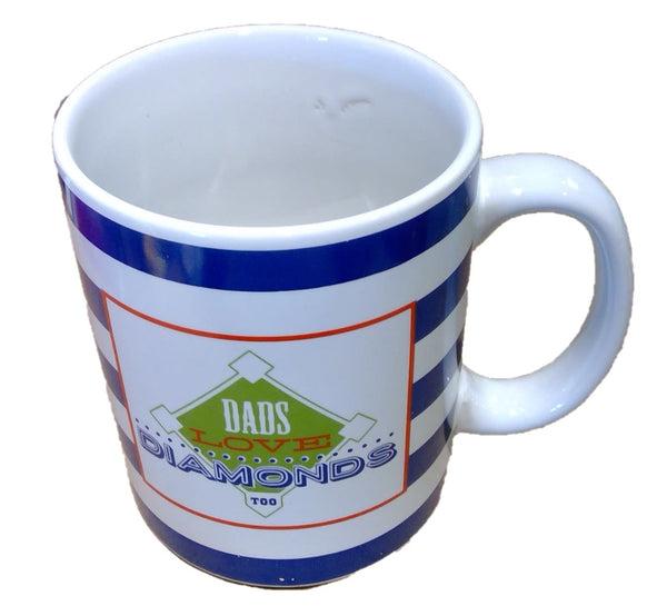 DADS LOVE DIAMONDS Mug (20 oz)